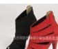3月凉鞋 批发 欧美 素面百搭 鱼口凉鞋 防水台高跟鞋凉鞋 633-16