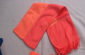 供应儿童冬天保暖舒适摇粒绒纯色围巾手套包套两件套