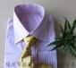 真丝提花领带&黄色尊贵品味厂家直销