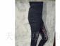 批发lena同款 玫瑰蕾丝纯棉九分打底裤/小脚裤